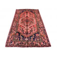 122 x 198 Stunning Looking Persian Tribal Handmade Wool Rug