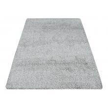 122 X 183 Classic Solid Plain Grey Modern Shag Rug