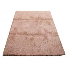 122 X 183 Classic Solid Plain Orange Modern Shag Rug
