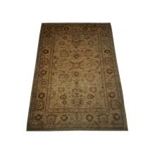 122 x 173 Simple and Stylish Oriental Allover Kazak Rug