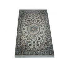 99 x 150 Mesmerizing Persian Naein handmade Unique Design Rug