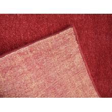 109 x 171 Classic Plain Red Oriental Modern Wool Rug