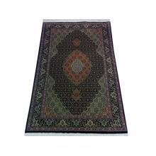 97 x 152 Stylish Fish Patterned Tabriz Handmade Rug