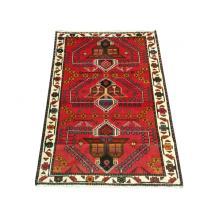 104 x 147 HamadanTribal Wool Rug