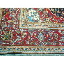 193 x 325 Elegantly designed Persian Kashan Handmade Rug