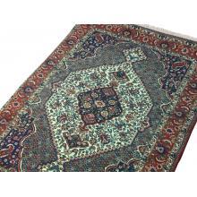 198 x 305 Sophisticated Handmade Bakhtiar Saman Persian Rug