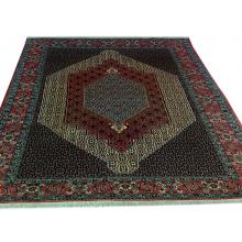 185 x 297 Stylish Handmade Bijar Persian Wool Rug