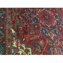198 x 274 Bold and Elegant Persian Wool Rug