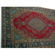 193 x 290 Royal Handmade Persian Tabriz Wool Rug