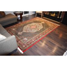 205.74 X 304.8 Royal Timeless Saman Design, Multi Colour Persian Rug