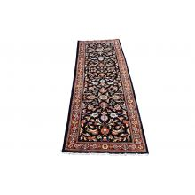 70.10 X 295.65 Bold and Elegant Persian Traditional All Over Design Wool Runner Rug