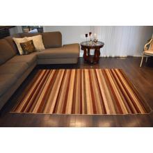 160 X 233 Beautiful Stripe Design Modern Rug