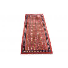 70.10 X 188.97 Unique Diamond Design Persian Runner Rug